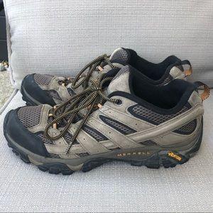 Merrell Shoes - Merrell Men's Size 11.5 Moab 2 Vent Hiking Shoes